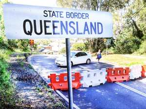 'A DISGRACE': Hogan fumes over continued border closure