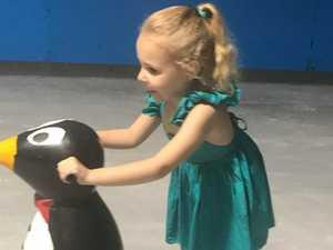 'We've missed you': Ice skating returns to Gladstone