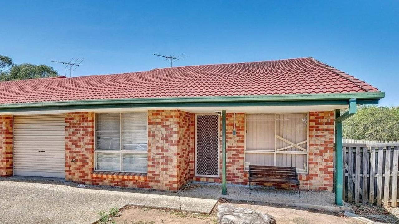 In May, Eddie Dilleen bought this Ipswich two-bedroom villa for $133,000. Rented out at $280 a week, the property gets him a 10.9 per cent gross yield.