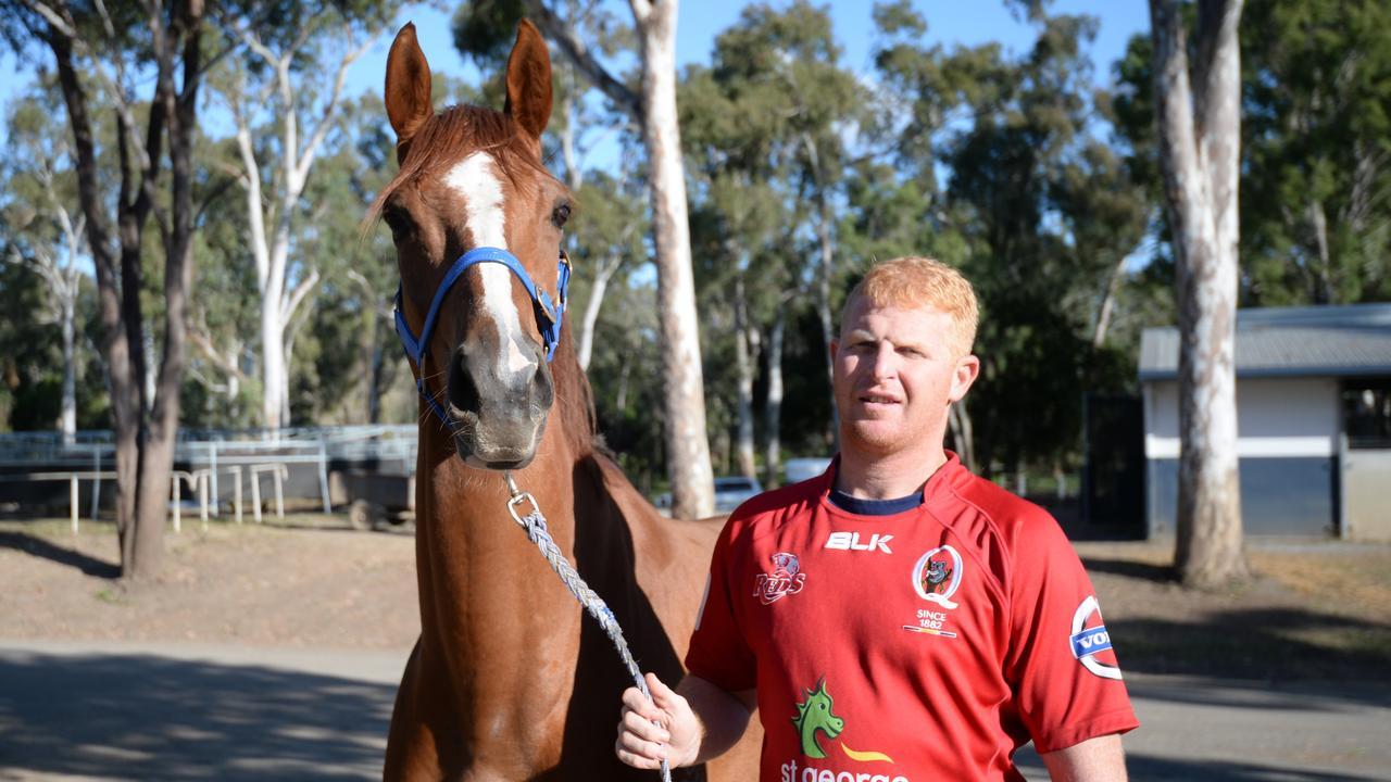 Sunshine Coast trainer Tom Button.