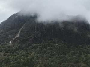 Crews rescue man trapped on popular Coast mountain