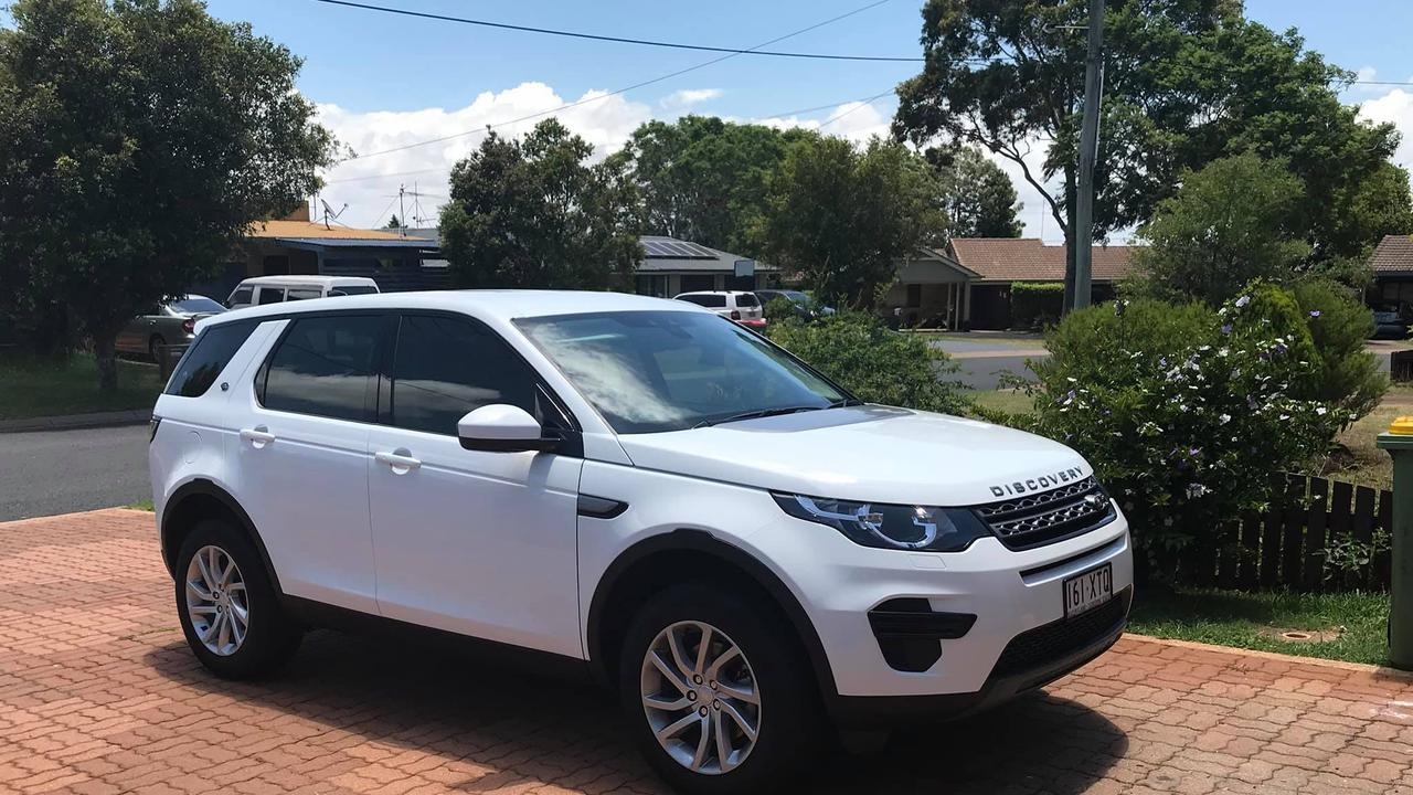 A Land Rover Discovery was last week destroyed in a brazen act of vandalism in North Rockhampton.
