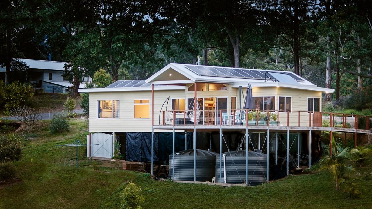 The Hydes Creek Road House in Bellingen. Photo: Stuart Scott