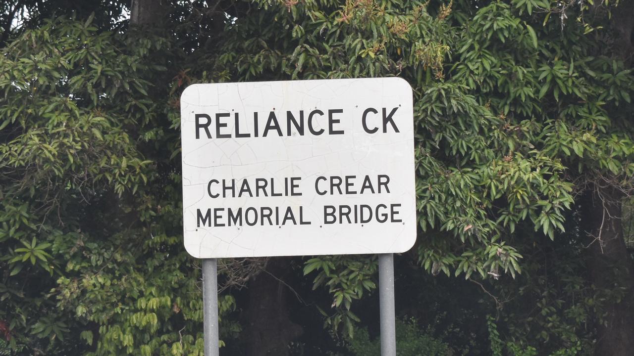Charlie Crear Memorial Bridge at Habana. Picture: Heidi Petith