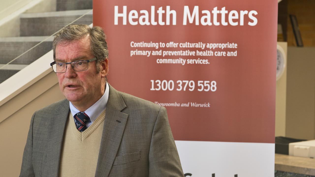 Groom MP John McVeigh announced his resignation last week.