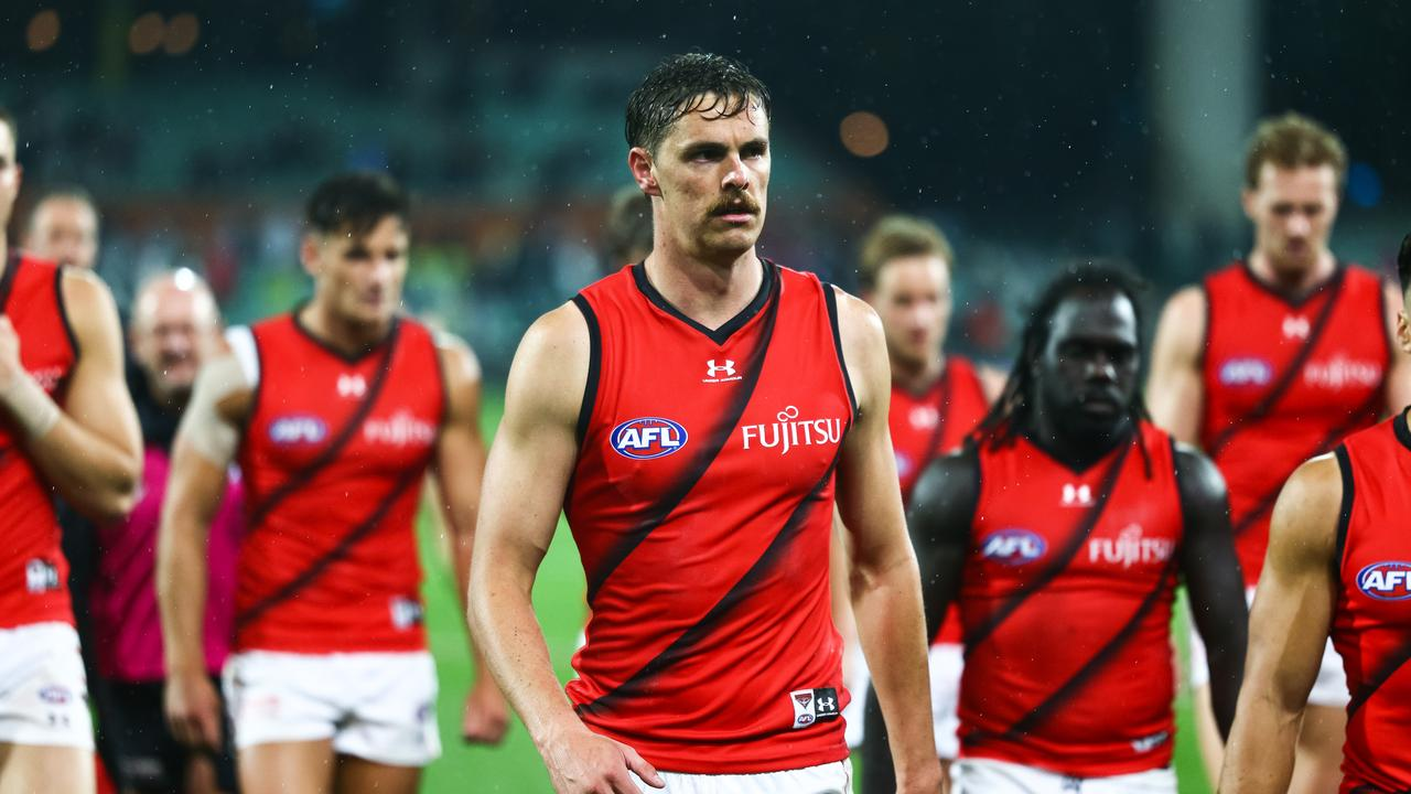 "The 2020 season will end for 10 clubs this weekend, and there are already reports of ""serious unrest"" among Essendon's depleted roster."