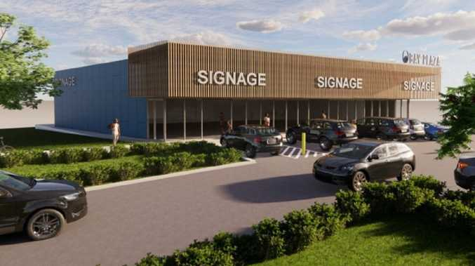 Shopping centre lodges plans to expand with new building