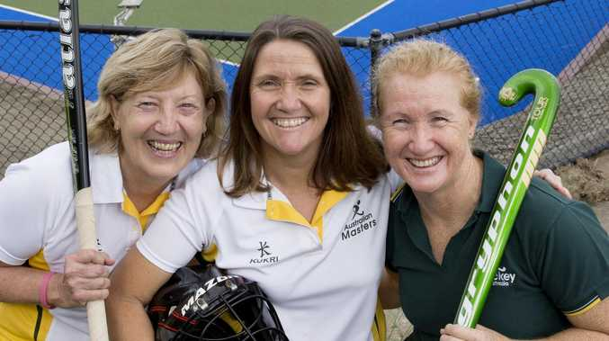 LIVE WOMEN'S HOCKEY: Masters finals streamed tonight