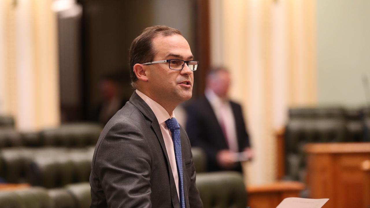 David Janetzki MP.