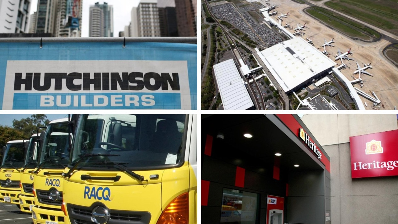 A year-long investigation into Queensland's top 72 private companies has revealed the best and worst performers.