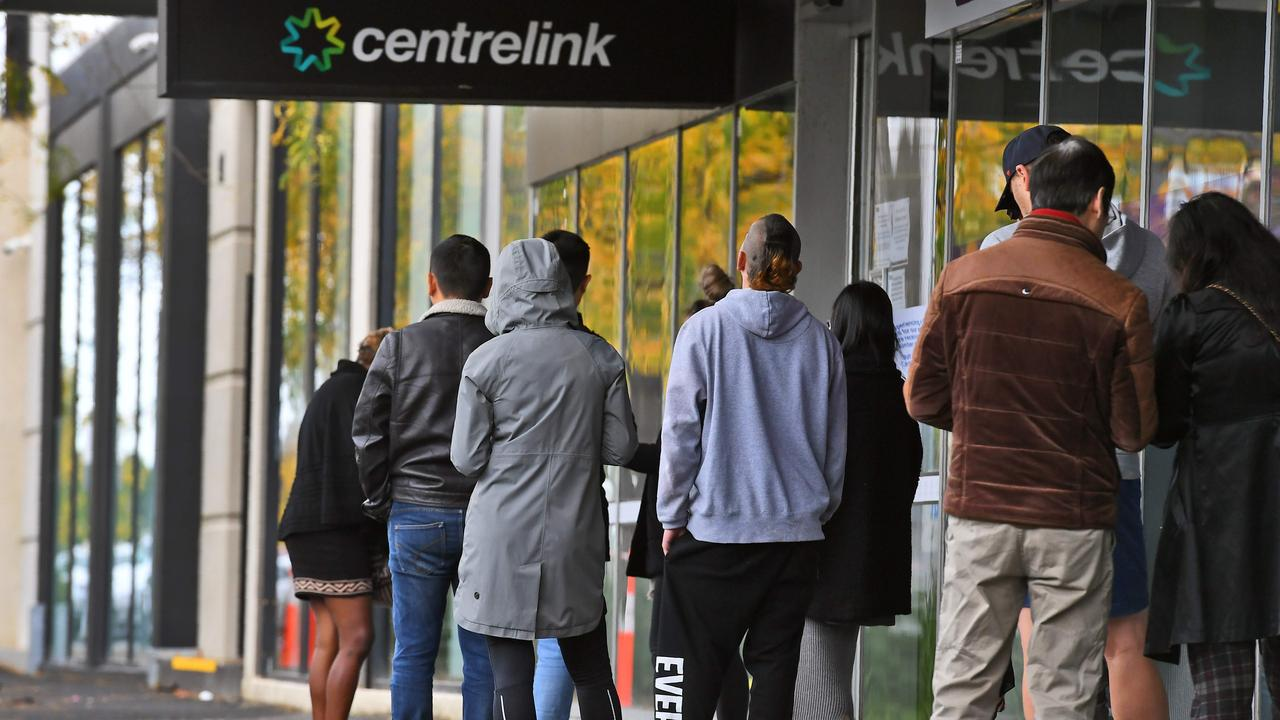 Millions of Australians will soon receive less money from the government as major changes to the JobKeeper and JobSeeker payments come into effect.