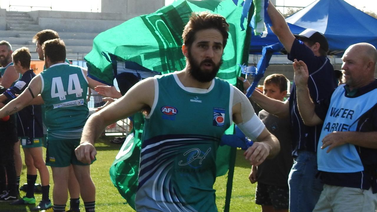 Coffs Harbour Breakers moved one step closer to a return to the grand final after downing Port Macquarie Magpies on Saturday