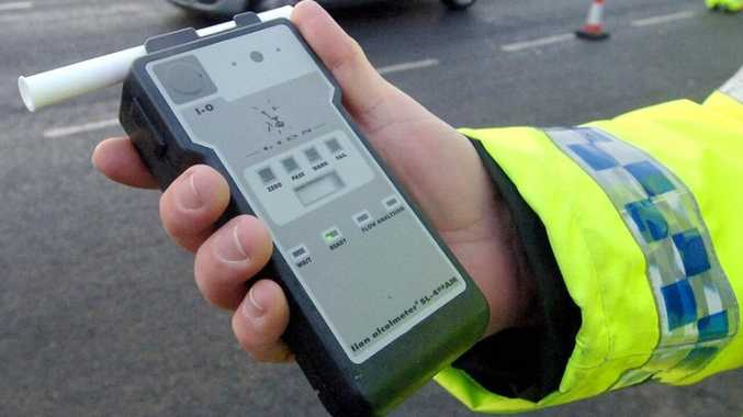 Two to face Bay court on drink-driving charges