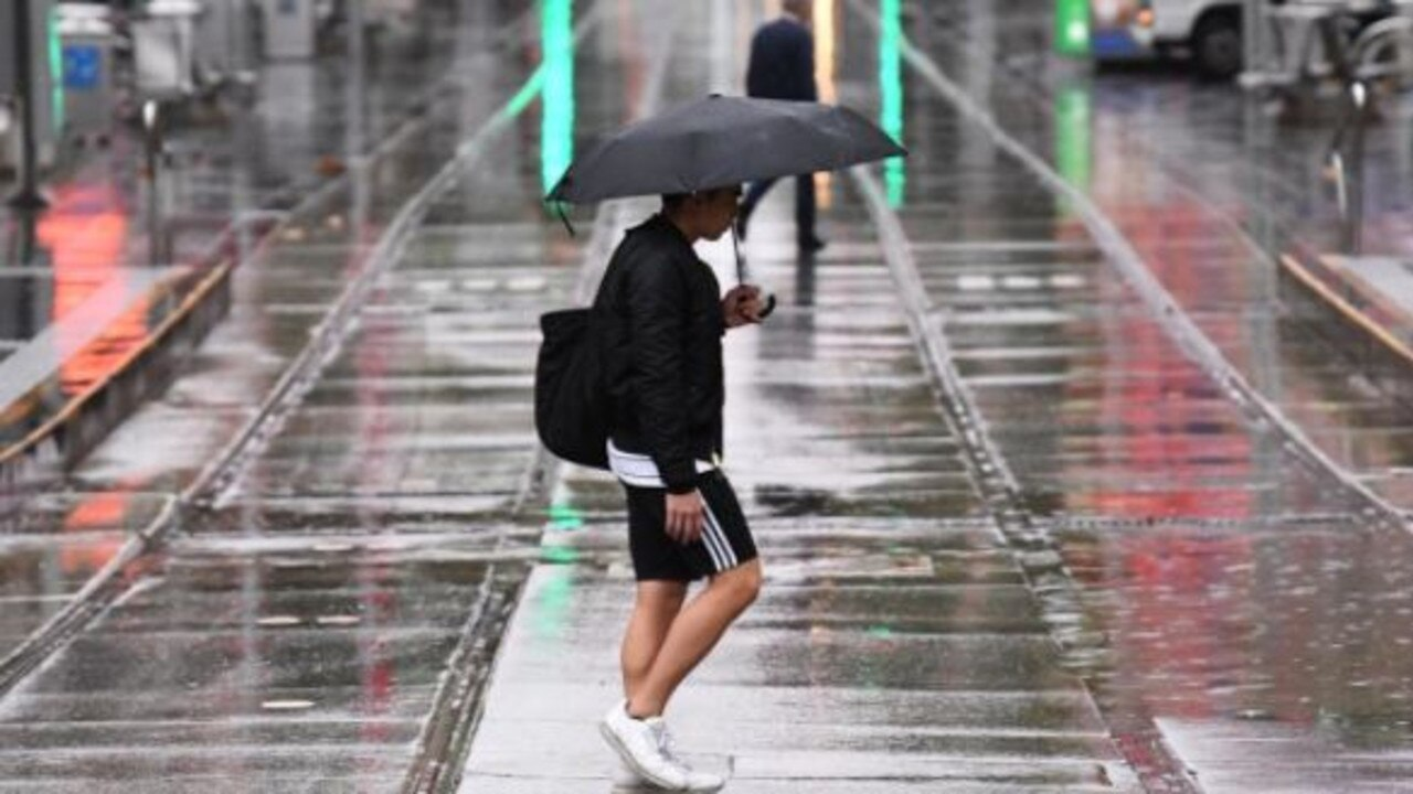 Southern parts of Queensland are set to be lashed by rain and wild weather tonight, with thunderstorms predicted and minor flood warnings still in affect.