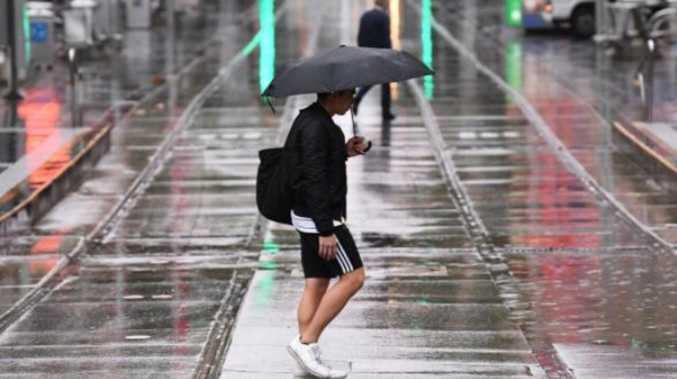 Thunderstorms and strong winds threaten state