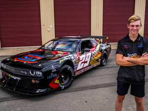 Shock decision could shatter Lismore driver's Supercar dream
