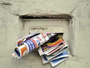 Council give warning to junk mail distributors