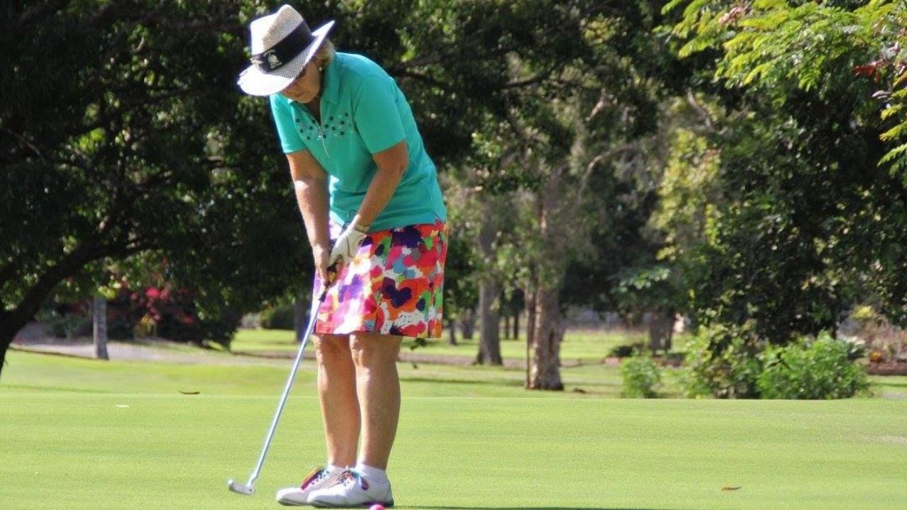 Catch up on the latest golf results from around the region. FLASHBACK: Bundaberg's Miriam Newman took out the Ladies Club Championships at the Bundaberg Golf Club last year. Photo: Contributed.