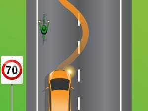Fierce debate over road rule question