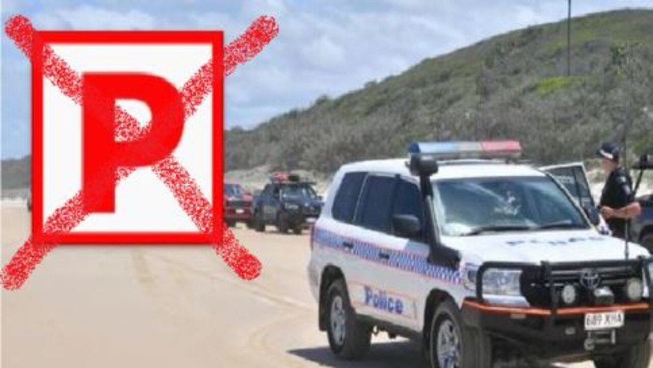 A call to ban P platers from driving on Cooloola Coast beaches and other popular South East Queensland beaches is gaining momentum.