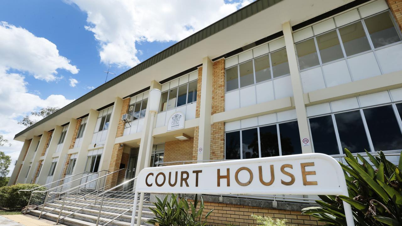 File Pic Murgon Courthouse.