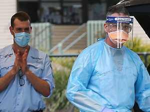 Victoria records 28 new virus cases