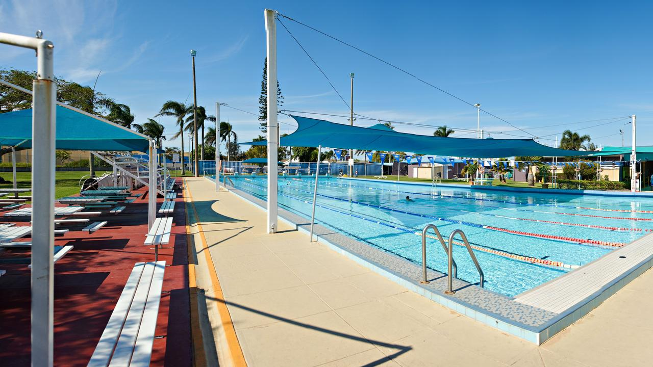 Belgravia Health and Leisure Group, DMR Leisure, Global Product Search, Pat Wright Swim School and Aqualification and Fitness applied to manage the Mackay Memorial Swim Centre.