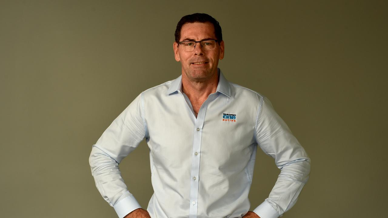Thuringowa One Nation candidate Troy Thompson. Picture: Evan Morgan