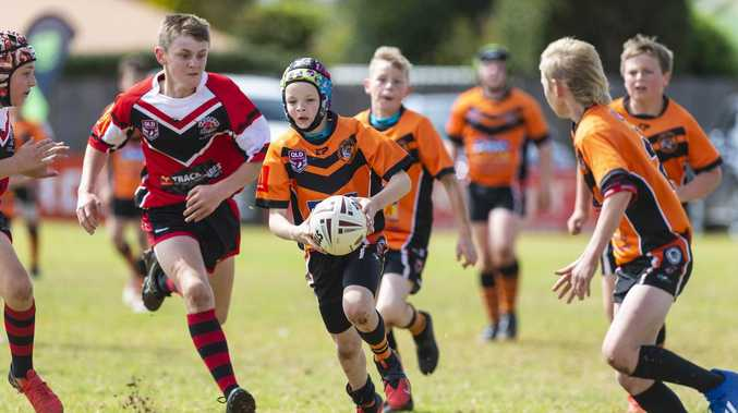 GALLERY: Walker's Challenge a hit with kids
