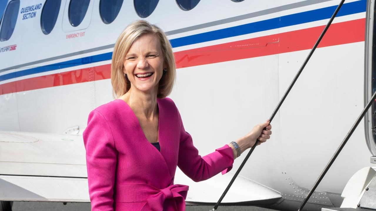 RFDS (Queensland Section) CEO Meredith Staib.