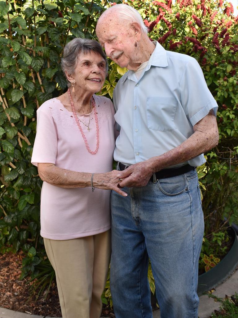 Greta and Noel Lamb were married on September 23, 1950 in Mackay.