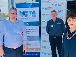 Export hub puts Mackay METS on global map