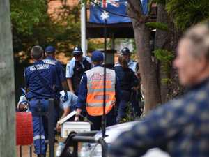 GRAFTON STAND-OFF: Did too many police respond?
