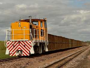 Police warning after train crossing crash near Proserpine