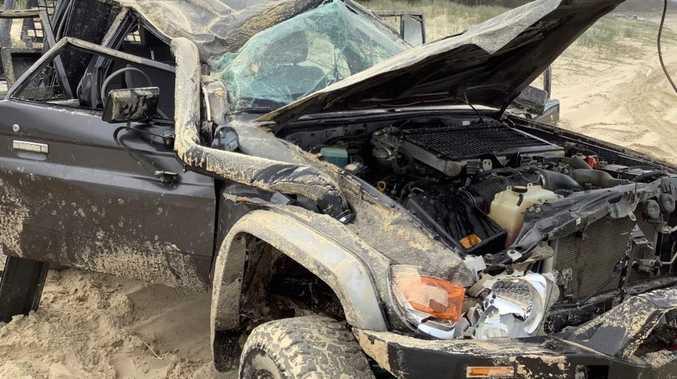 'No leniency': Police have stern warning for Teewah drivers