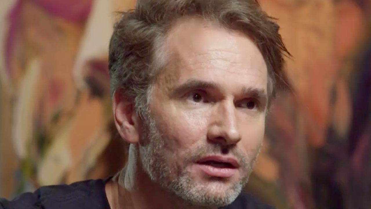 Todd Sampson drops a family bombshell.