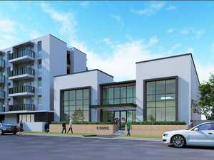 Multimillion-dollar plans for CBD centre revealed