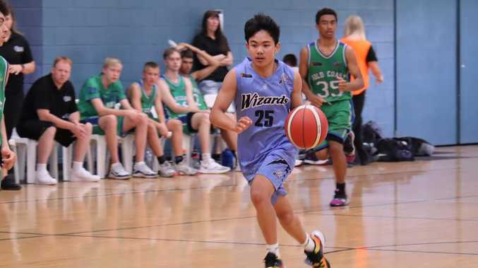 LIVE BOYS BASKETBALL: Cairns v Gold Coast in semi-final