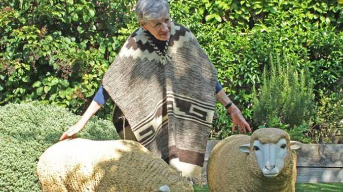 Qld woman's sheepish ploy to escape UK amid travel bans