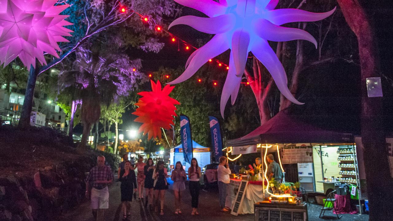 Capricorn food and wine festival