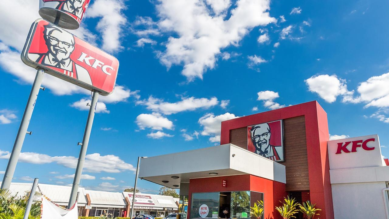 KFC at Morayfield is up for auction tomorrow. PHOTO: SUPPLIED