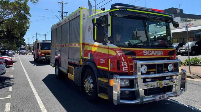 Firefighters on scene at 'large' fire near Kingaroy