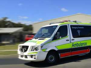 Woman injured in Bruce Highway two-vehicle crash