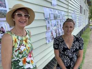 Yandina Time Capsule Committee members Debbie Collier