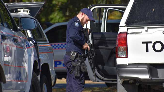 Police respond to reports of armed man in North Mackay