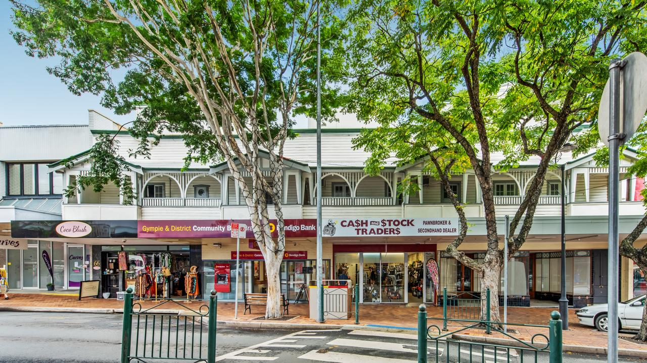 What can be done to make Mary St and Gympie's CBD more vibrant? Have your say!