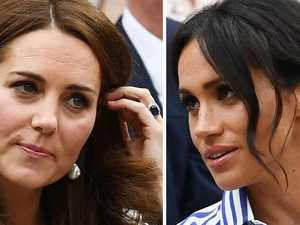 Kate's stealthy dig at Meghan