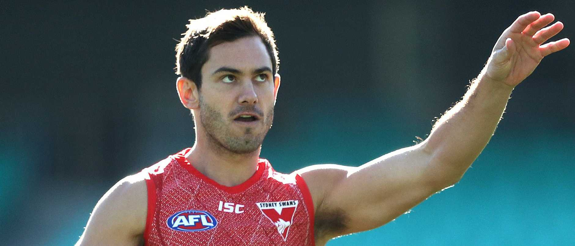 Police have accused former Swans forward Daniel Menzel of sexual touching without consent over an incident in Sydney last year.