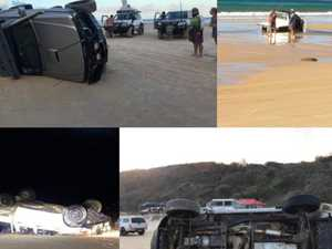 Fed up beach drivers dob in 'Teewah tools'