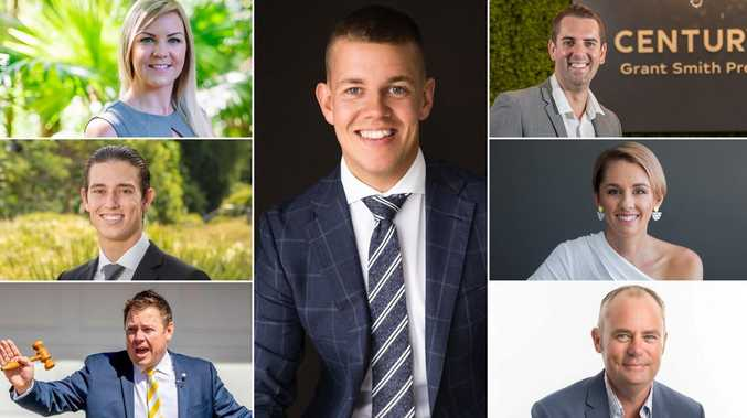 FINAL DAYS: 7 top agents in race for Coast's best